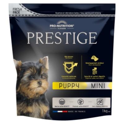 Суха храна за куче Prestige Puppy Mini за малки кученца дребни породи