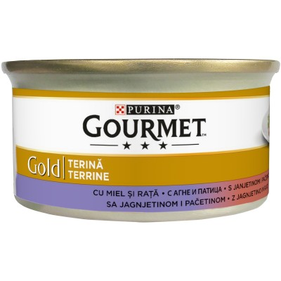 Purina Gourmet Gold Агне и Патица