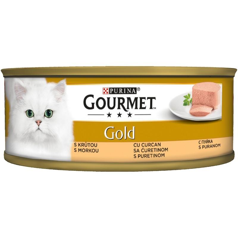 Purina Gourmet Gold Пастет Пуйка