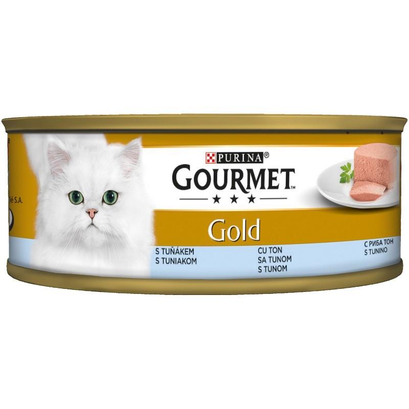 Purina Gourmet Gold Пастет Тон
