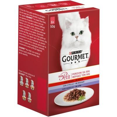 Purina Gourmet Mon Petit Говеждо