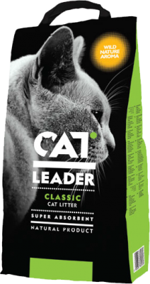 Котешка тоалетна CAT LEADER Classic зелена