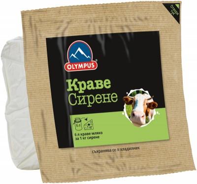 Краве сирене OLYMPUS