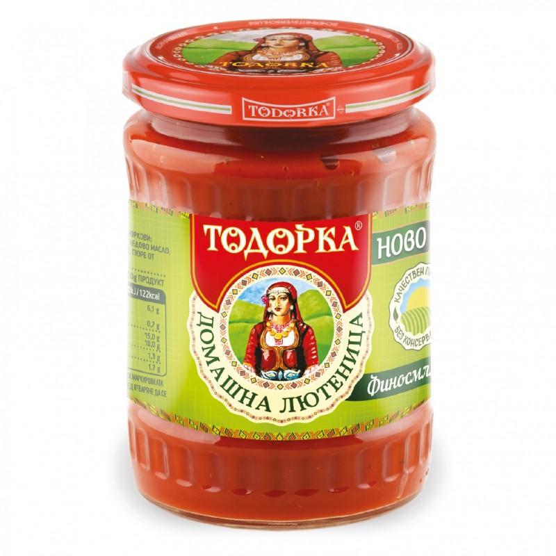 Домашна лютеница Тодорка