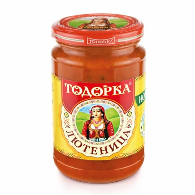 Традиционна лютеница Тодорка