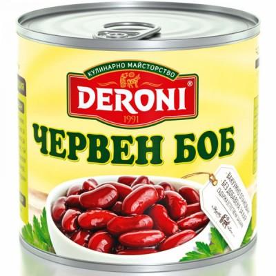 Червен боб Дерони