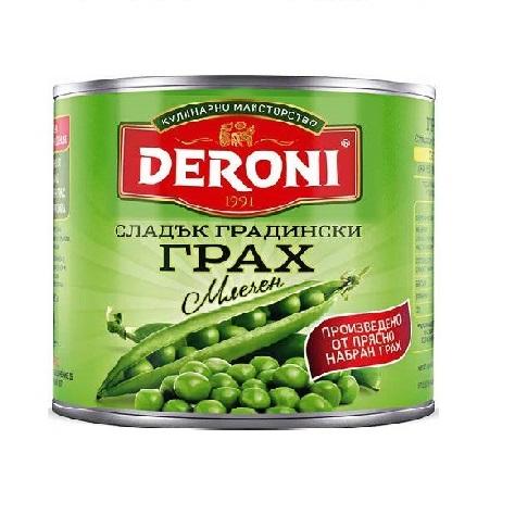 Грах Дерони