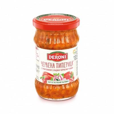 Червена Пиперица Дерони