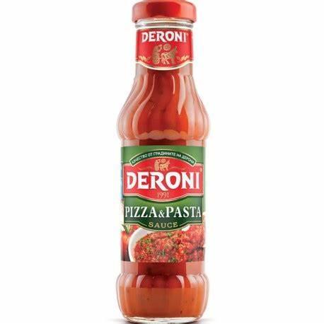 Сос за пица и паста Дерони