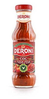 Чили сос Дерони