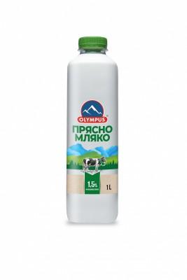 Прясно мляко OLYMPUS 1.5%