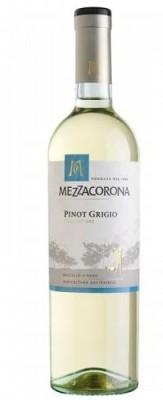 Бяло вино Пино Гриджо Мезакорона