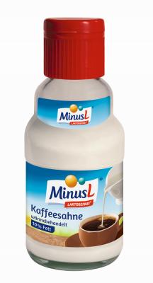 Сметана за кафе без лактоза Minus L