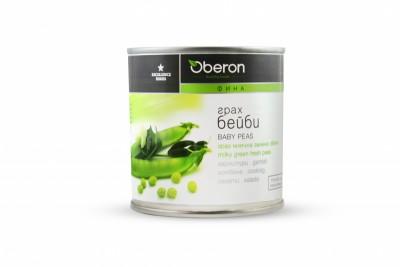 Зелен Грах бейби Oberon