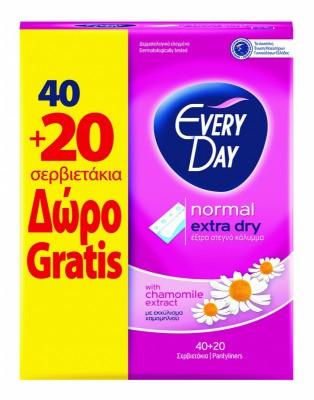 EveryDay Extra Dry Ежедневни Превръзки