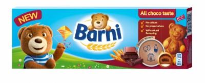 Кексчета Barni Шоколад