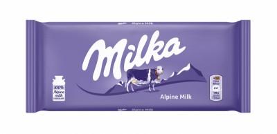 Шоколад Milka млечен