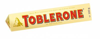 Шоколад Toblerone Mлечен