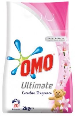 Прах за пране ОМО + Coccolino Fragrance
