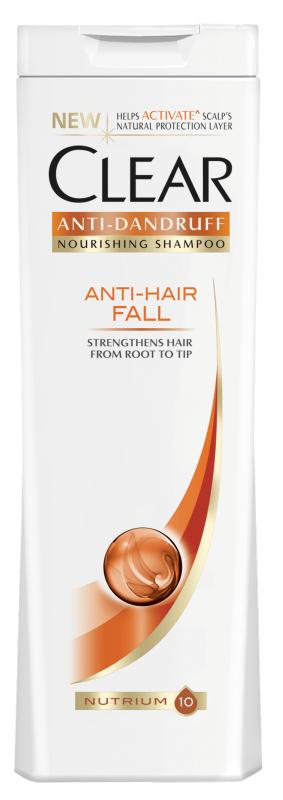 Шампоан Clear Anti hair fall