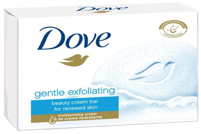 Сапун Dove Exfoliating