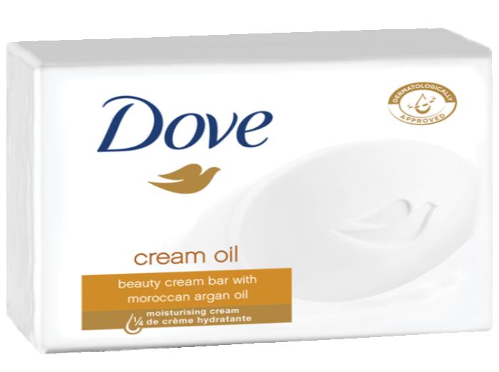Сапун Dove Cream oil