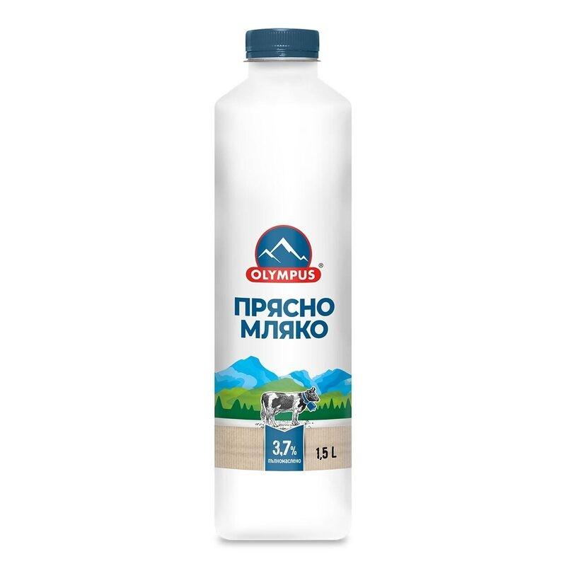 Прясно мляко OLYMPUS 3.7%