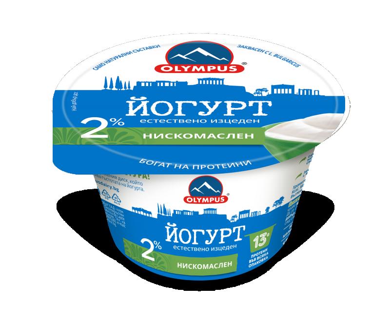 Йогурт OLYMPUS 2%