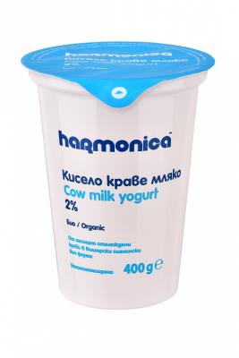 БИО Кисело мляко, краве 2% Harmonica