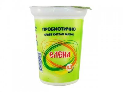Кисело мляко Елена Пробиотик 3.3%
