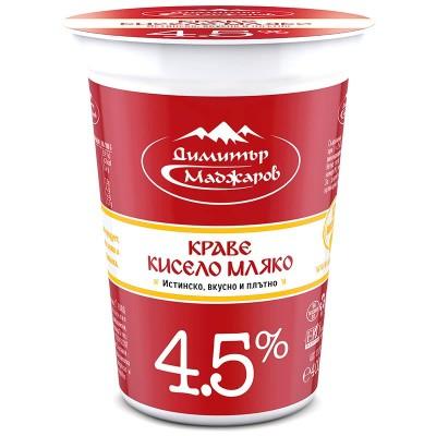 Кисело мляко Маджаров 4.5%