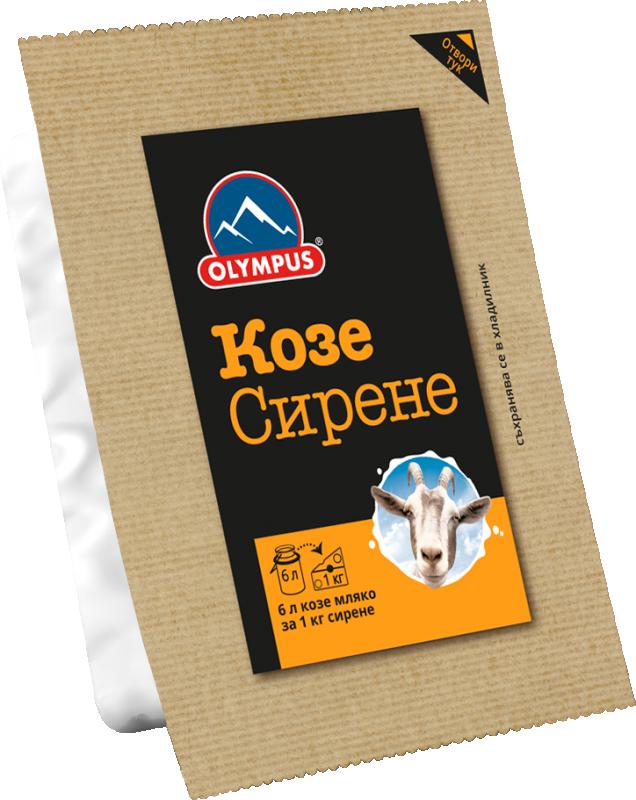 Козе сирене OLYMPUS