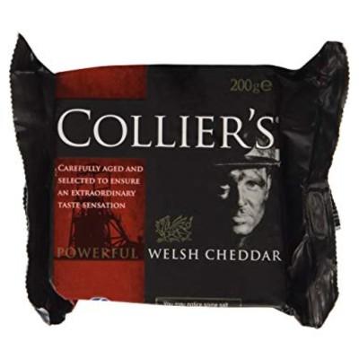 Сирене Чедър COLLIER'S бял