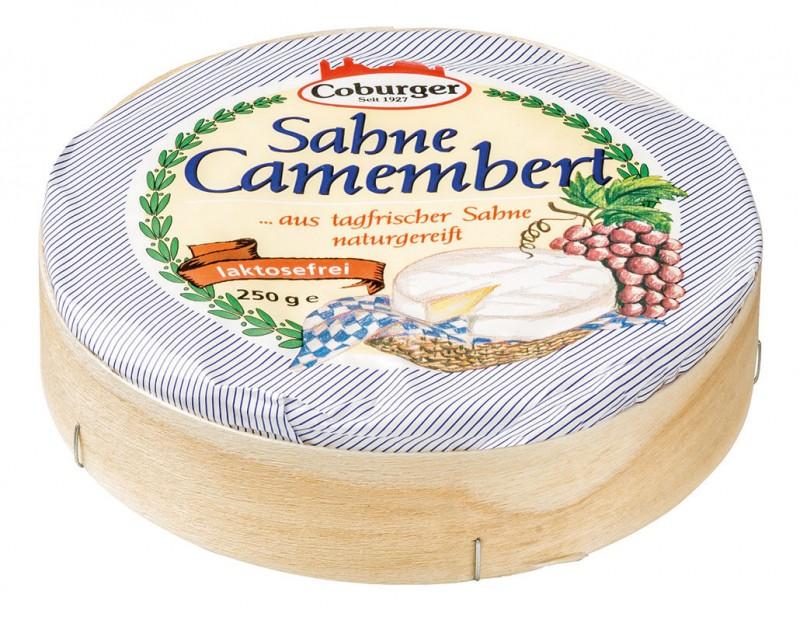 Сирене Камембер Coburger сметанов 60%
