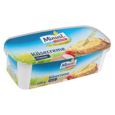 Крема сирене без лактоза MINUS L