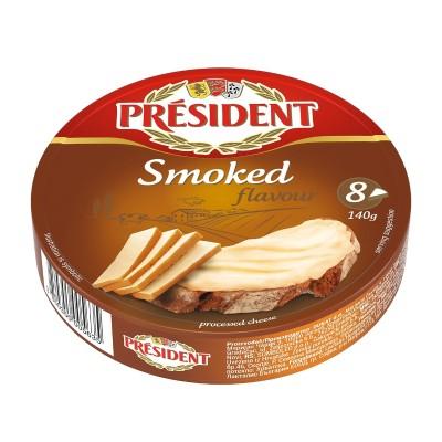 Пушено топено сирене PRÉSIDENT
