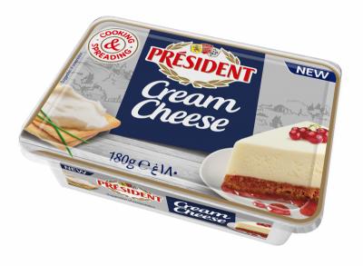 Крема сирене PRÉSIDENT