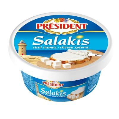 Сирене за мазане PRÉSIDENT Salakis