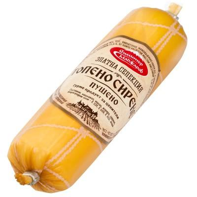 Пушено топено сирене Златна Селекция Маджаров