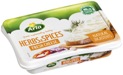 Крема сирене Arla билки