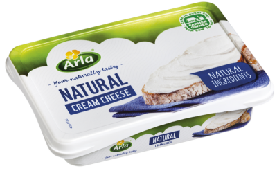 Крема сирене Arla натурално