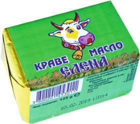 Краве масло Елена