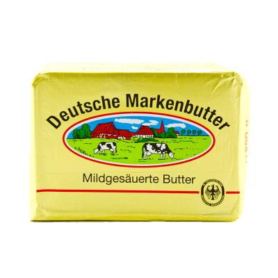 Краве масло Deutsche Markenbutter двете крави
