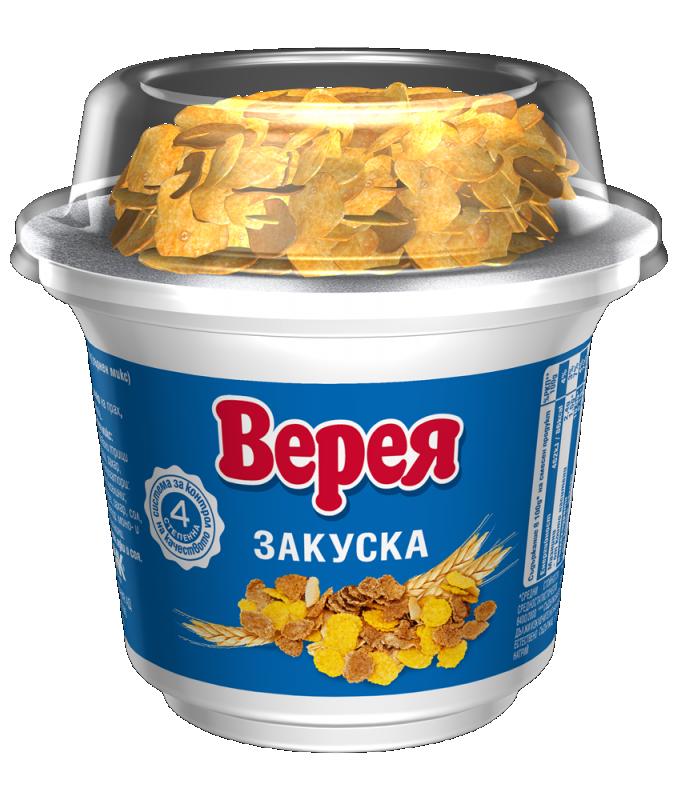 Млечнокисел десерт Верея Закуска
