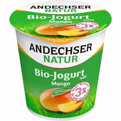 Био йогурт Манго 3.7% Andechser