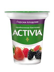 Activia горски плод