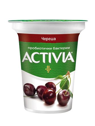 Activia Череша