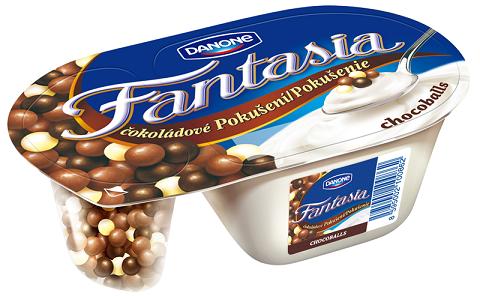 Десерт Fantasia Шоколадови топчета