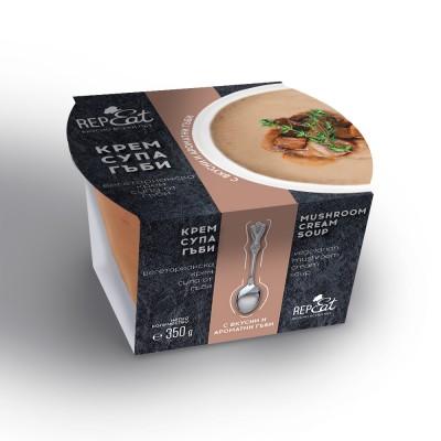 Крем супа Гъби RepEat