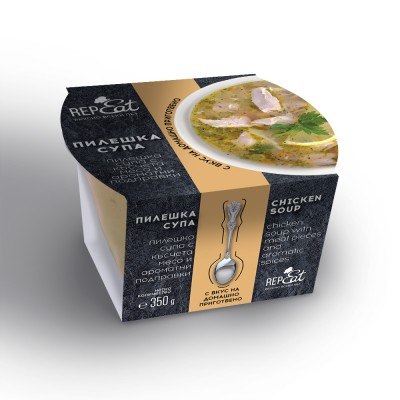 Пилешка супа RepEat